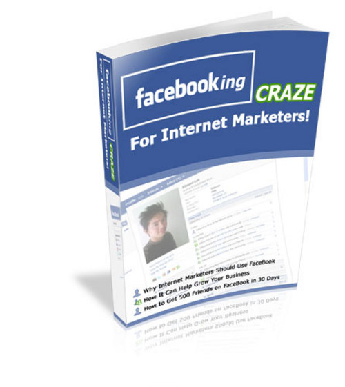 Product picture Facebooking Craze for Internet Marketers